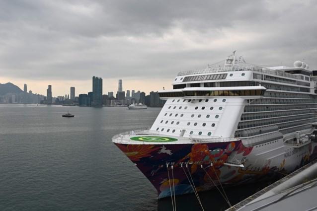 Coronavirus: alle 3.600 passagiers en bemanningsleden mogen Hongkongs cruiseschip verlaten