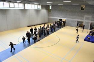 Uitbreiding van basisschool lost ook nood aan sportinfrastructuur op
