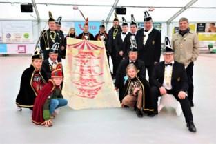 Koning Joanicq I regeert over carnaval Maldegem
