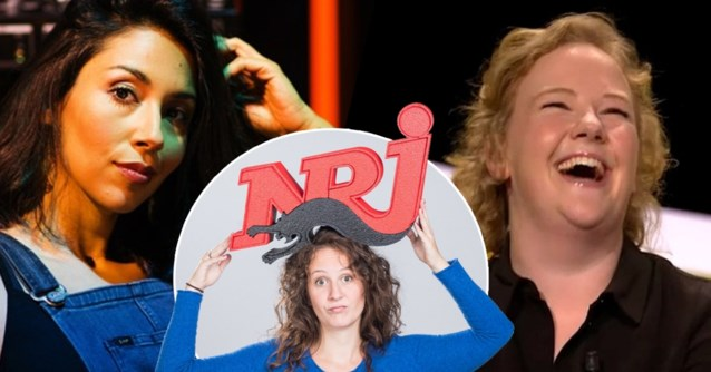 Joke Emmers, Danira en William Boeva springen mee op tram 3 met NRJ in podcast: dilemma's, lijfliederen en existentiële vragen