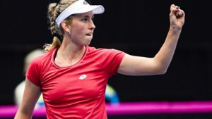 Nauwelijks wijzigingen op WTA-ranking na Fed Cup-wedstrijden