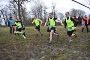 Dappere sportievelingen trotseren modder en wind voor Parkloop