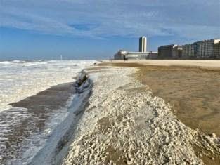Storm Ciara laat sporen na aan de kust en in de Westhoek