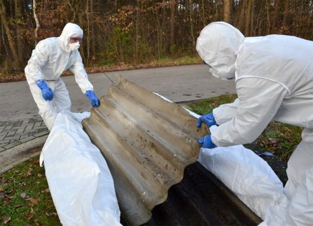 Asbestfonds keerde in 2018 8,5 miljoen euro schadevergoeding uit aan slachtoffers