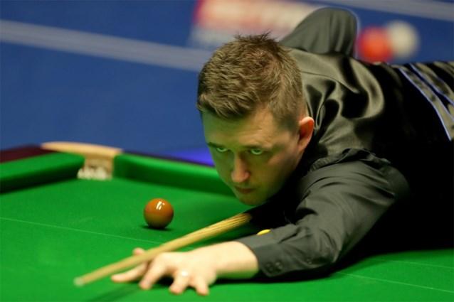 Kyren Wilson start met 147 maximumbreak op Welsh Open snooker