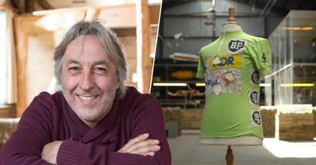 """Eddy Planckaert verkoopt zijn groene trui: """"Het is nooit gewassen, er zit letterlijk veel van mij in"""""""