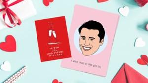 Tien grappige kaartjes voor Valentijn