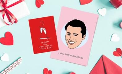 Tien grappige kaartjes voor je lief