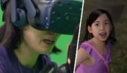 Moeder wordt drie jaar na overlijden dochtertje met haar herenigd... in virtual reality op tv