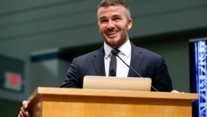 Inter tikt David Beckham (ex-Milan) op de vingers