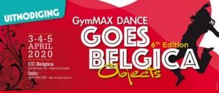 Alle groepen GymMAX DANCE in cc Belgica