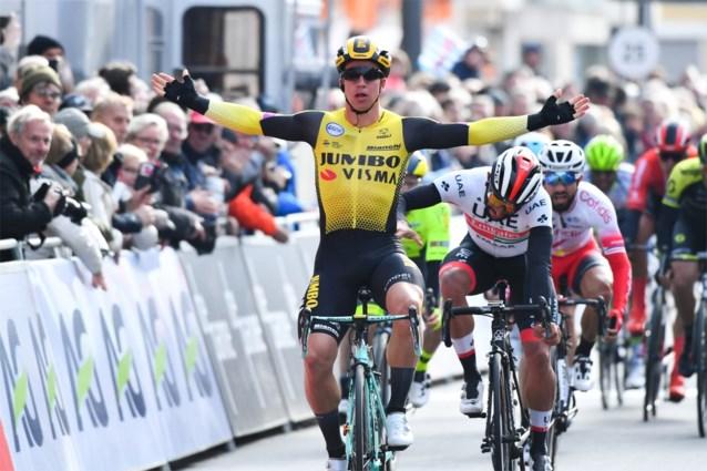 AG Driedaagse Brugge - De Panne krijgt vijftien teams uit de World Tour aan de start, zeven bij de vrouwen