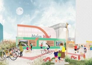 Gewest levert stedenbouwkundige vergunning af voor Molenwestproject