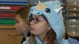 VIDEO. Leerlingen van GBS Knipoog in Rillaar maken zelf thermometers voor dikke truiendag