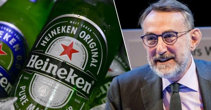 """De Belgische Heineken-topman die van """"dat verkeerde bier"""" weer een bruisend pintje maakte"""