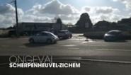 Lichtgewonde bij ongeval op Mannenberg in Scherpenheuvel-Zichem