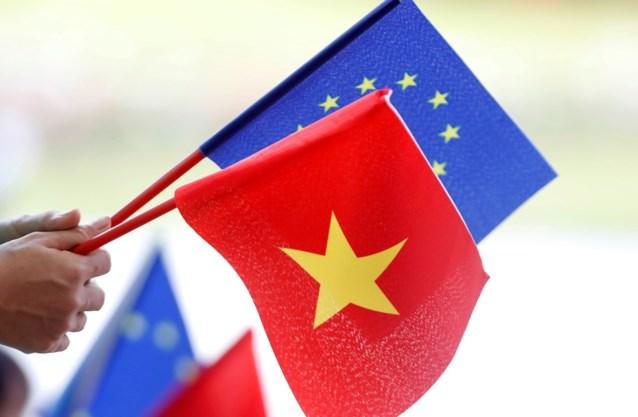 Europees Parlement keurt handelsakkoord met Vietnam goed