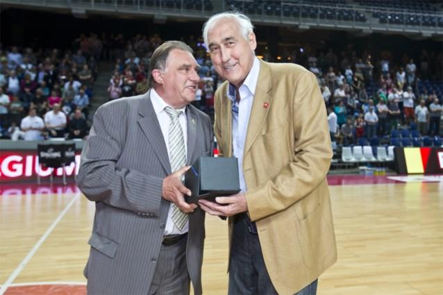 """Belgisch basketbal verliest met John Loridon één van zijn iconen: """"Hij was de eerste grote center in België"""""""