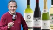 Alain Bloeykens proeft wijn zonder alcohol: ook in tweede zit gebuisd