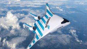 Het vliegtuig van de toekomst (volgens Airbus)