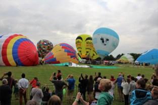 Van een verrassing gesproken: ballonmeeting verhuist naar Deinze