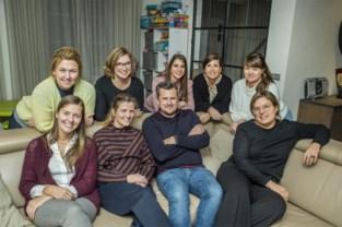 """Vrienden en familie zamelen geld in voor ALS-patiënt Wannes (38) """"Dankzij benefiet hebben we elkaar beter leren kennen"""""""