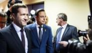 Magnette bereid om samen met De Wever showrondje te lopen