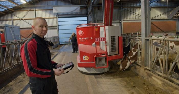 Boer geeft koeien afval van bier en plots zijn de boeren die ze laten beter voor milieu