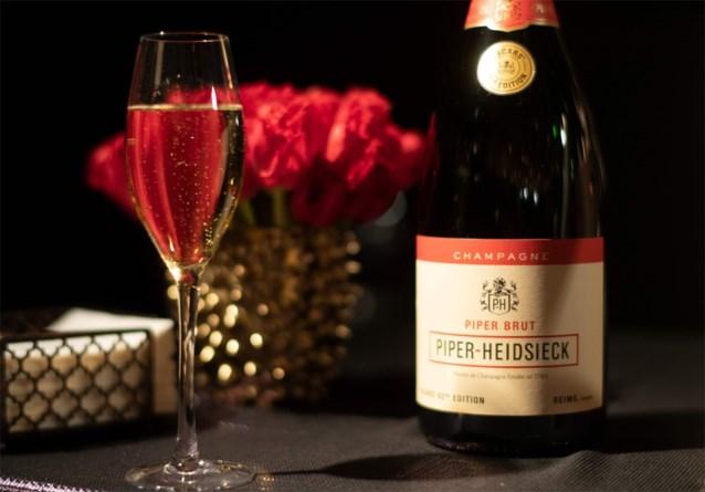 Minder champagne verkocht vorig jaar