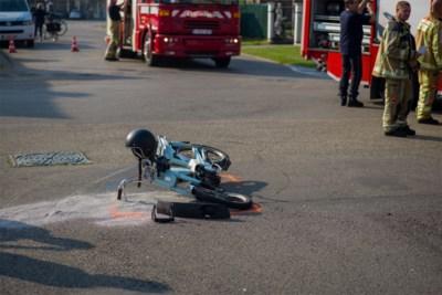 """Bromfiets gevaarlijkst voor schoolverkeer: """"Puber op brommer naar school in de spits is vragen om problemen"""""""