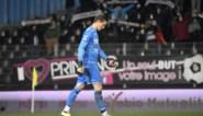 Zulte Waregem is in volle strijd om Play-off 1 doelman Sammy Bossut enkele weken kwijt na elleboogoperatie