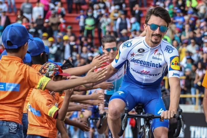 De hoogste koers van 't jaar: waarom Julian Alaphilippe en Bob Jungels graag de Ronde van Colombia rijden