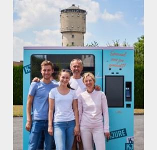 Nieuwe foodautomaten met verse, zelfbereide take-away