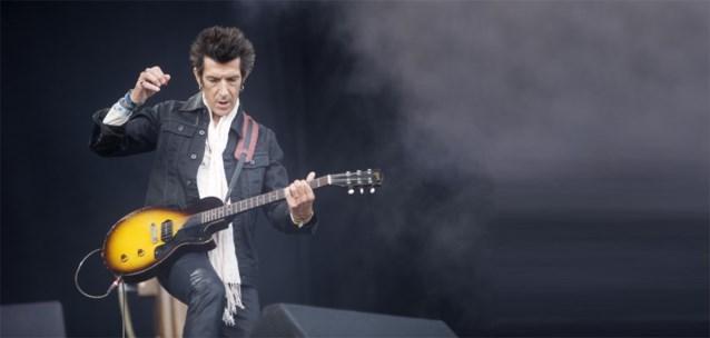 Radiozender Willy brengt eresaluut aan overleden 'The Scabs'-gitarist Willy Willy