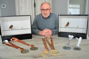 Zelfgekweekte barmsijzen van Cor Brands gekroond tot wereldkampioenen