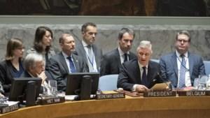 """VN-Veiligheidsraad keurt resolutie voor """"duurzaam staakt-het-vuren"""" in Libië goed"""