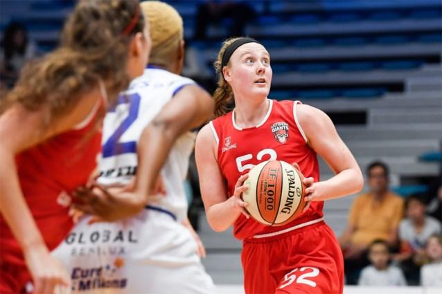 Antwerpse basketvrouwen DP World Giants stoppen op einde van seizoen