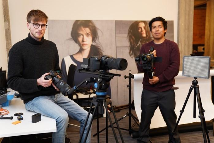 """Ze wisten niks van video en toch is bedrijf van Reinout (24) en Bonaventure (25) succes: """"Bijna alles geleerd van YouTube"""""""