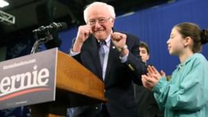 Verdeeld centrum helpt Sanders aan winst