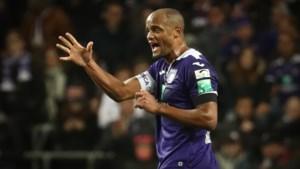 Geen Kompany in vrijgegeven selectie van Anderlecht voor cruciale topper tegen AA Gent