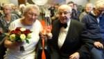 """Erik (86) en Jeannine (81) hernieuwen hun trouwbeloften tijdens valentijnsfeest: """"Kriebels in mijn buik zijn er na zestig jaar nog altijd"""""""