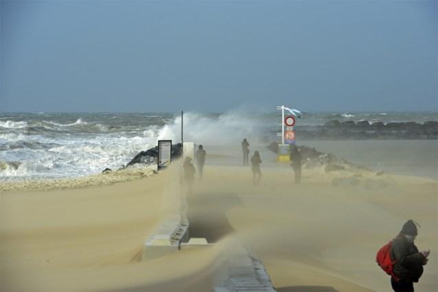 Onweer en windstoten tot 80 km per uur: noodnummer alweer geactiveerd