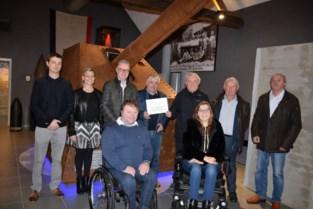 'Toegankelijkheidslabel' door werkgroep toegekend aan het Lange Max Museum