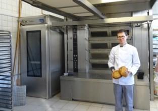 Aantal warme bakkers daalt maar David geeft job op om bakkerij over te nemen