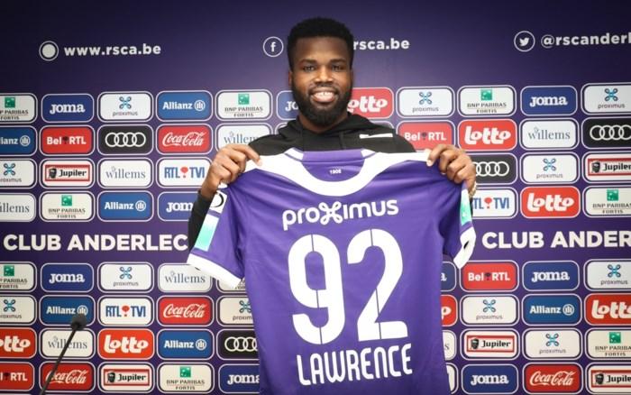 Even een Taxi bellen: Kemar Lawrence is de Anderlecht-speler met de leukste bijnaam