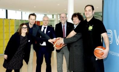 Leerlingen combineren basketbalclub en school in nieuwe academie