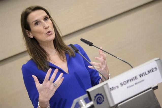 """Premier Wilmès werkt """"discreet"""" aan begrotingsmaatregelen"""