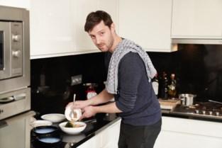 """Pas bevallen? Chef Bert (35) brengt 'kraamkost' aan huis: """"Bij mijn tweede kind kwam zelf koken er niet meer van"""""""