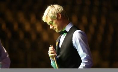 Geen vierde finale op rij voor Neil Robertson, Ronnie O'Sullivan tovert Mark Selby weg op Welsh Open snooker