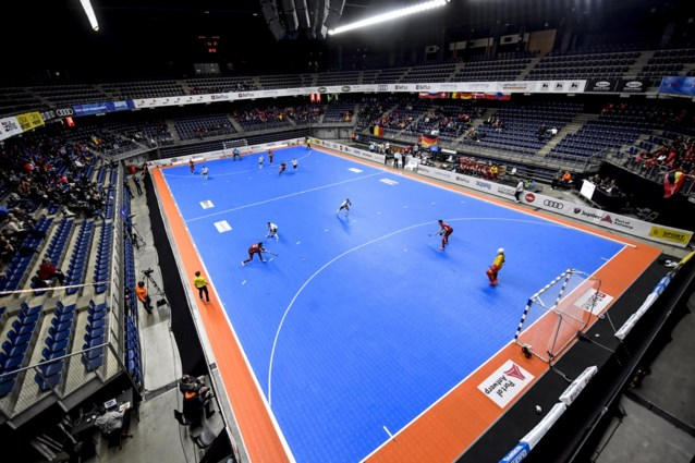 White Star verliest ook tweede groepswedstrijd EK hockey indoor voor clubs